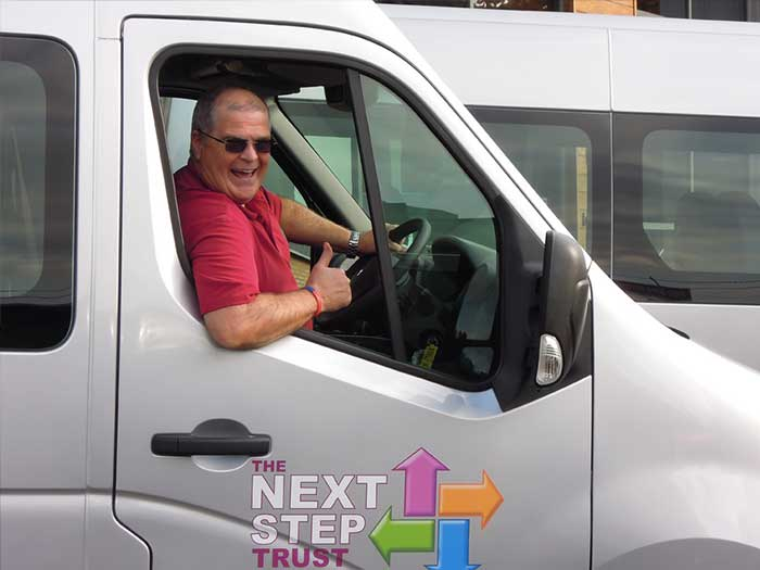 Next Step Trust WheelchairAccessible Renault Master