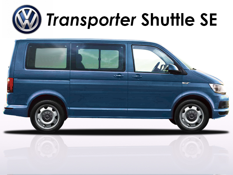 011cbb395a0730 All New Volkswagen T6 Transporter Shuttle   Caravelle - Brook Miller ...