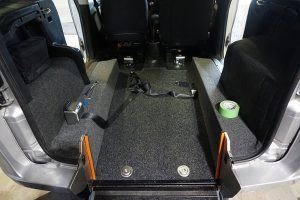 Libby Towable Fiat Qubo Wheelchair Access
