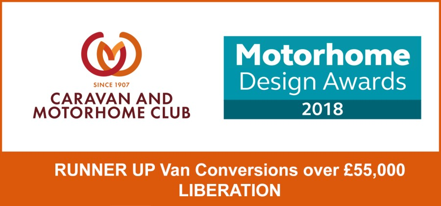 Motorhome Design Awards Runner Up