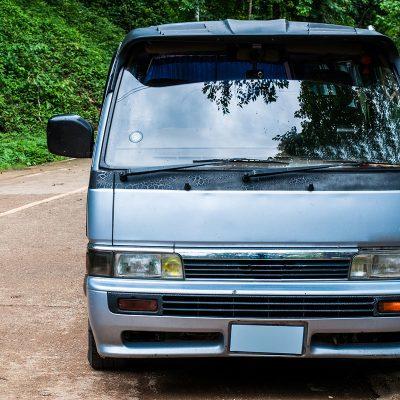 Old Minivan