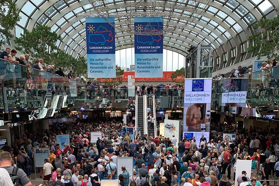 Dusseldorf Caravan Salon 2019