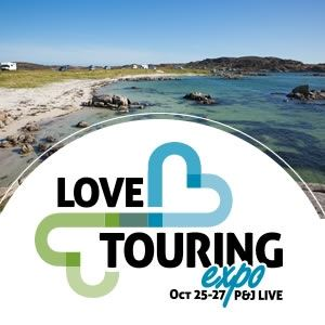 Love Touring Expo Caravan and Motorhome Exhibition
