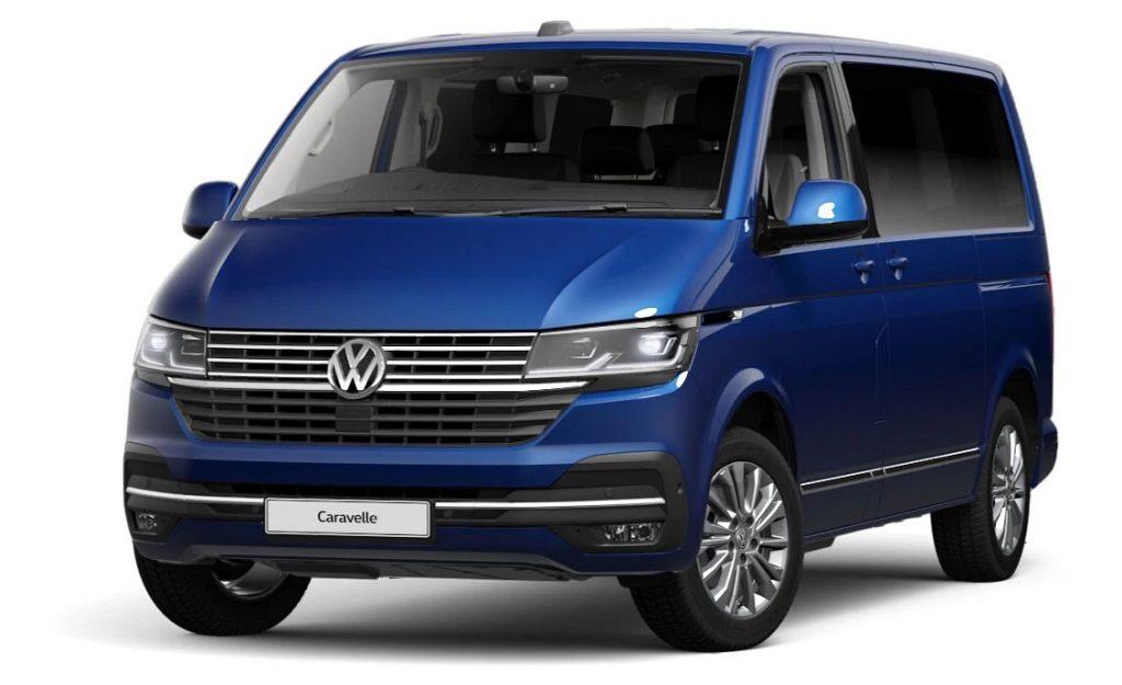 Volkswagen Caravelle Ravenna Blue