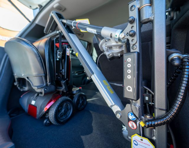 Autochair Boot Hoist Honda Jazz