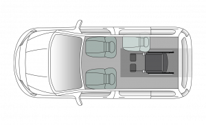 Vauxhall Combo Seating Plan