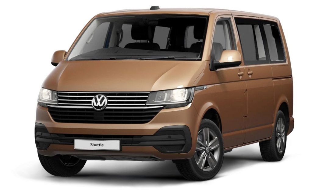Volkswagen Shuttle Copper Bronze