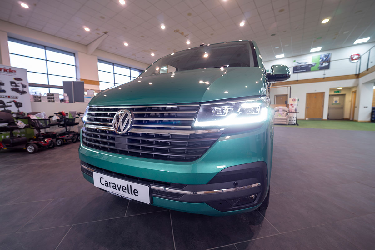 Volkswagen Caravelle Executive Centro