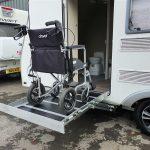 Liberation CV451 Wheelchair Accessible Caravan
