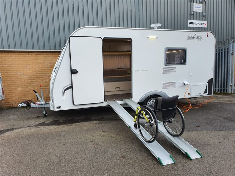 Liberation CV451 Wheelchair Accessible Caravan